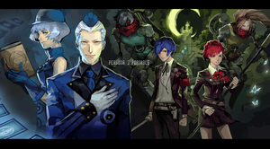 datworks: Persona 3 Portable by zuqling