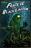 FUGLIE FROM THE BLACK LAGOON by JWraith