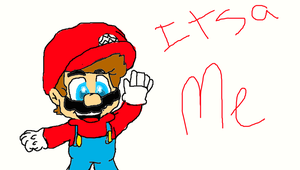 New Mario Style by fistpump123