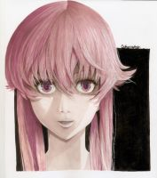 The Yandere by catherineandri