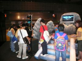 BLIZZARD BOOTH AT GCA 2007 by victortky