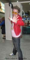 MCM Expo - Travis Touchdown by DreamBex