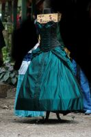 Renaissance Costume 15 by sd-stock