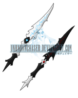 Dawn and Dusk Daggers by UnknownChaser