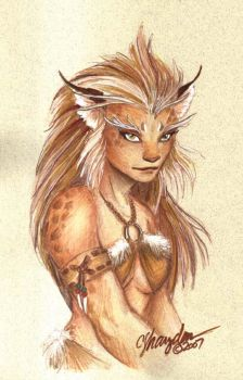 Lynx by MommySpike