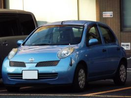 Nissan March by sudro