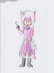 FNAF Anime- Ari the Arctic Fox by GalaxyGal-11