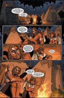 Eternal Soulfire Issue 3 Preview by AngelTovar