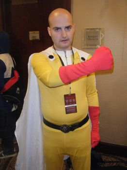 Liberty city anime con one punch man by gamemaster8910