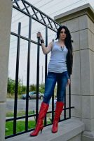 Marceline Chained 2 by ElectricVISUALS
