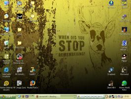 Current Desktop, May 29. 2006 by Bleeding-Dragon