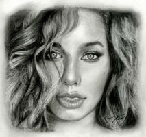 Leona Lewis by CueQQ