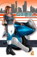 2060 Fashion No.5 by RobCaswell