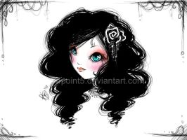 .. Curly Hair .. by 4point5