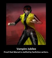 Vampire Jubilee Demotivational by Thrythlind