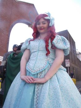 Invasion Colchester: Ariel by LabyrinthLadyLover
