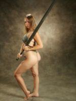 Warrior Princess Ready by Warflight