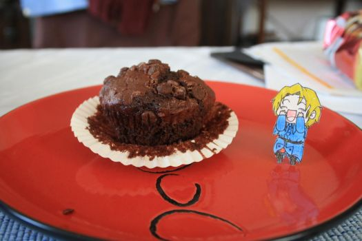 Muffin Paperchild France by Surachan
