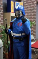 Cobra Commander at Pellicon by djzippy
