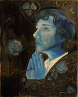 Sherlock Painting by ariisinapickle