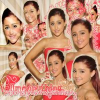 Ariana  Grande  Blend by JoDirectioner