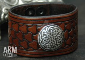ARM Band 6 by Blackthornleather
