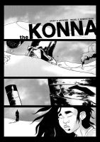 theKONNA page 1 preview 2010 by Millus