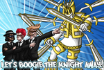 Rock and Roll All Knight by Dreamwish