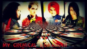 WE LOVE MCR Collage by norahs60