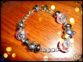 Braccialetto con charms Bracelet with charms 2 by FrancescaBrt