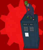 Time Lord of Time by Minalice