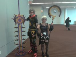 Dot://Hack Haseo Cosplay Tekkoshicon by dionn12345678910