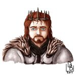 King Robb of House Stark by NessunoY59