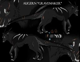 "Augern ""Gravemaker"" by Cloudymayday"