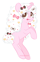 [Sweet Pony Adopt] [CLOSED] by OniPonii