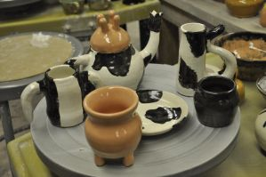 THE TEA SET OF MY LIFE sold by HireMePlease