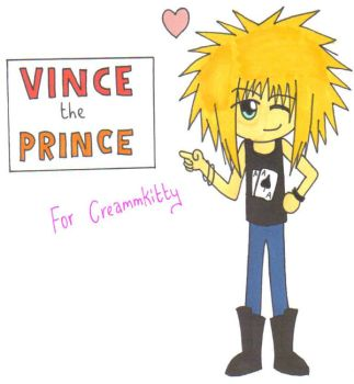 Vince Neil for Creammkitty by PearGirl