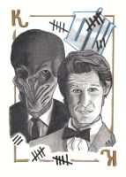11th Doctor - King of Notches by Jellyneau