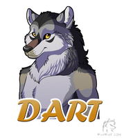 Dart Badge by WindWo1f