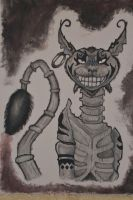 Cheshire Cat Madness Returrns by SakHaNicte