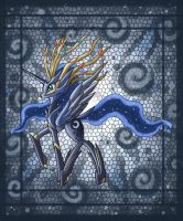 Nightmare Xerneas by raptor007