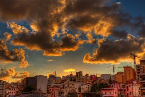 The Colors Of Poverty II - Wallpaper by angryastronomer