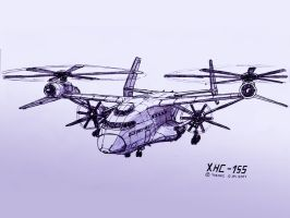 XHC-155 by TheXHS
