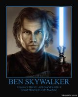 Ben Skywalker by katarnlunney