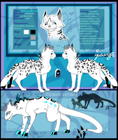 Princess Meerah Refsheet by Jusury