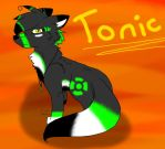 Tonic OC by wolvesforever122