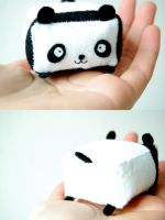 Box Panda by paperplane-products