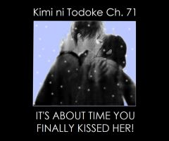 Kimi ni Todoke: It's about time! by gamera68