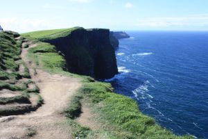 Cliffs of Moher 7 by TatharielCreations