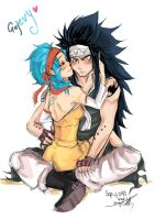 Gajevy ~~ by Stray-Ink92